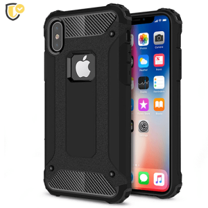 Defender II Silikonska Anti Shock Maskica za iPhone X/XS