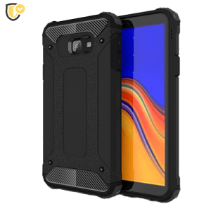 Defender II Silikonska Anti Shock Maskica za Galaxy J4 Plus