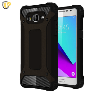 Defender II Silikonska Anti Shock Maskica za Galaxy J5 (2016)
