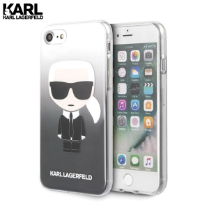 Karl Lagerfeld Gradient Ikonik maskica za iPhone 7 / 8 / SE 2020