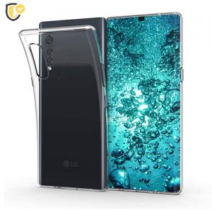 Ultra tanka Prozirna Silikonska maskica za LG Velvet 5G