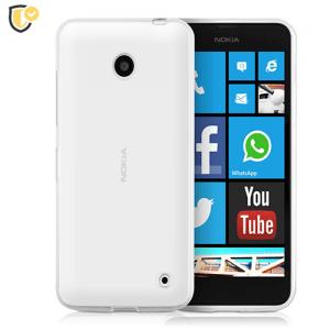 Ultra tanka Prozirna Silikonska maskica za Lumia 540