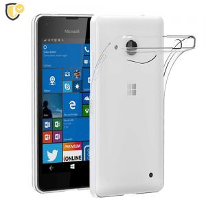 Ultra tanka Prozirna Silikonska maskica za Lumia 550