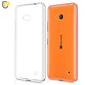 Ultra tanka Prozirna Silikonska maskica za Lumia 640