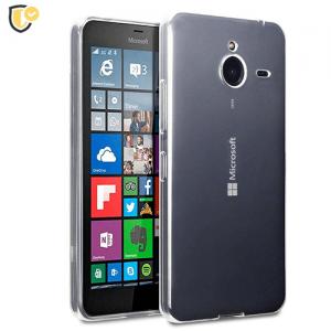 Ultra tanka Prozirna Silikonska maskica za Lumia 640 XL