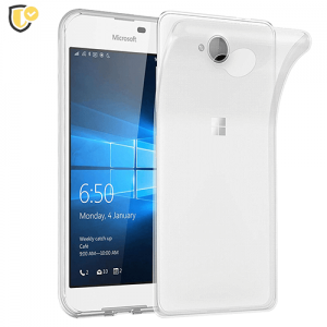 Ultra tanka Prozirna Silikonska maskica za Lumia 850
