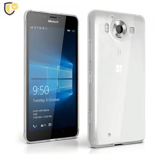 Ultra tanka Prozirna Silikonska maskica za Lumia 950