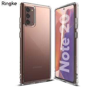 Ringke FUSION Maskica za Galaxy Note 20 Ultra - Prozirna