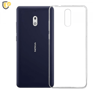 Ultra tanka Prozirna Silikonska maskica za Nokia 2.1 / Nokia 2 (2018)