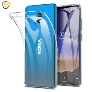 Ultra tanka Prozirna Silikonska maskica za Nokia 2.2