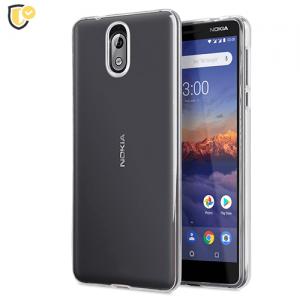 Ultra tanka Prozirna Silikonska maskica za Nokia 3.1 / Nokia 3 (2018)