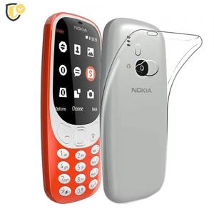 Ultra tanka Prozirna Silikonska maskica za Nokia 3310 (2017)