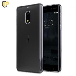 Ultra tanka Prozirna Silikonska maskica za Nokia 6