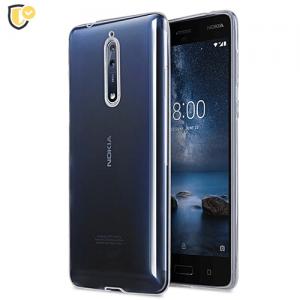 Ultra tanka Prozirna Silikonska maskica za Nokia 8