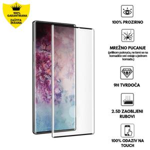 3D Fleksibilno Staklo / Fleksibilna folija za Galaxy Note 10 Plus