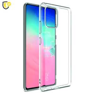 Ultra tanka Prozirna Silikonska maskica za Galaxy Note 10 Lite (2020)