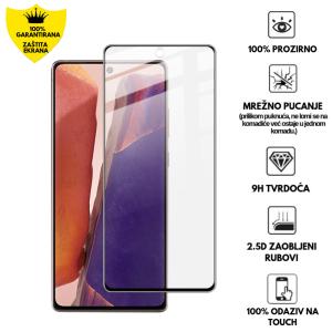 3D Fleksibilno Staklo / Fleksibilna folija za Galaxy Note 20 Ultra
