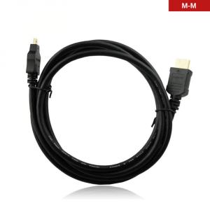 Kabel HDMI M-M Micro 1,8m oem
