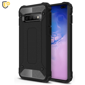 Defender II Silikonska Anti Shock Maskica za Galaxy S10