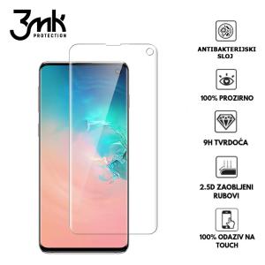 3MK Silver Protect+ zaštitna folija/staklo za Galaxy S10