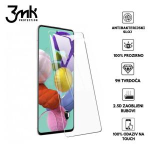 3MK Silver Protect+ zaštitna folija/staklo za Galaxy S20 Plus