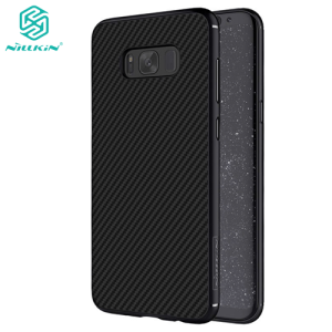 Nillkin Synthetic Fiber Maskica za Galaxy S8 – Crna
