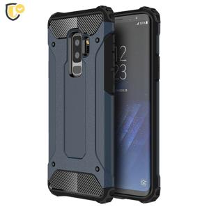 Defender II Silikonska Anti Shock Maskica za Galaxy S9 Plus - Plava
