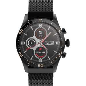 Forever Icon AW-100 Pametni Sat (Smartwatch) - Crni
