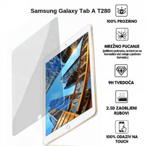 7.0 inča – Kaljeno Staklo / Staklena Folija za Samsung Galaxy Tab A T280