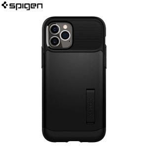 Spigen Slim Armor Maskica za iPhone 12 Pro Max - Black