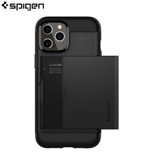 Spigen Slim Armor CS Maskica za iPhone 12 Pro Max - Black