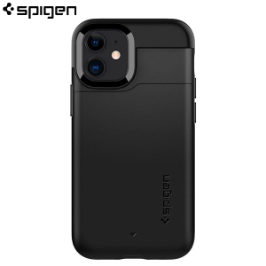Spigen Slim Armor CS Maskica za iPhone 12 Mini - Black