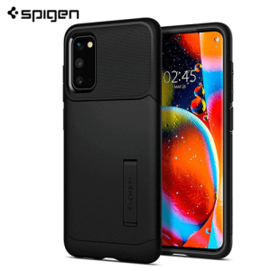 Spigen Slim Armor Maskica za Galaxy S20 Plus - Black