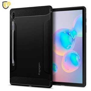 Galaxy Tab S6 10.5'' (T860 / T865) - Spigen Rugged Armor Zaštita za Tablet – Crna