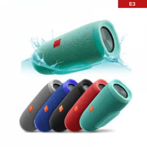 E3 Bluetooth Zvučnik – Crni