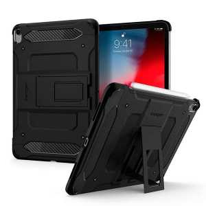 iPad Pro 11'' (2018) - Spigen Tough Armor Tech Zaštita za Tablet – Crna