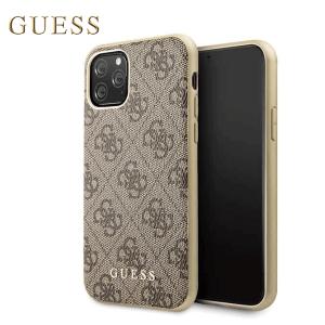 GUESS 4G Maskica za iPhone 11 Pro Max – Zlatna