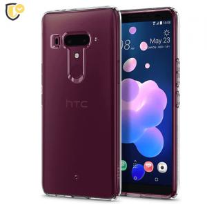 Ultra tanka Prozirna Silikonska maskica za  HTC U12 Plus