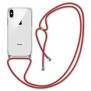 Silikonska Maskica s Vezicom za iPhone 12 - Više boja