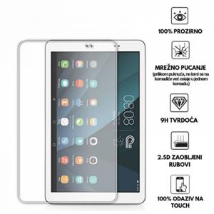 Huawei Mediapad T1 9.6'' – Kaljeno Staklo / Staklena Folija