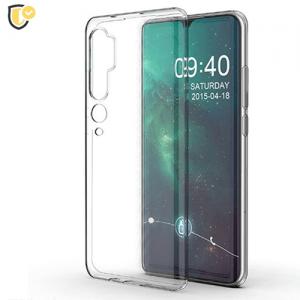Ultra tanka Prozirna Silikonska maskica za Xiaomi Mi Note 10