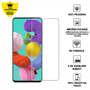 Kaljeno Staklo / Staklena Folija za Xiaomi Redmi Note 9