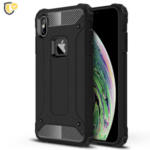 Defender II Silikonska Anti Shock Maskica za iPhone XS Max