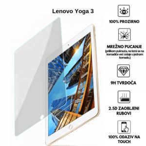 Lenovo Yoga 3 10.1 inča – Kaljeno Staklo / Staklena Folija