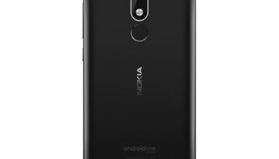 Nokia 5.1/Nokia 5 (2018)