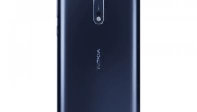 - Nokia 8