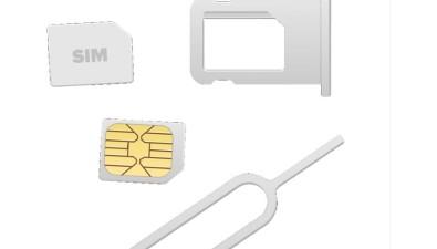 SIM adapteri