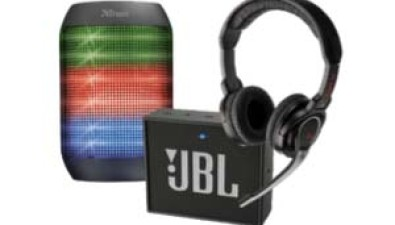 Slušalice, zvučnici i mikrofoni