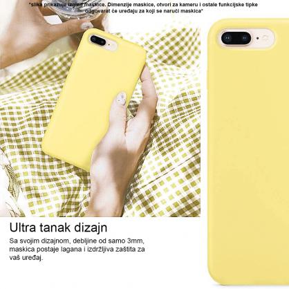 Silikonska Maskica u Više Boja za iPhone 5/5s/SE 35348