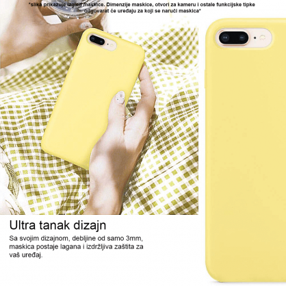 Silikonska Maskica u Više Boja za Nokia 8 35163